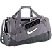 Front view of Nike Hoops Elite Max Air Large Basketball Duffel Bag in