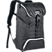 Front view of Nike LeBron Max Air Ambassador 2.0 Backpack in Anthracite/Black/Wolf Grey