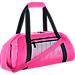 Front view of Women's Nike Gym Club Training Duffel Bag in 640