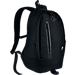 Front view of Nike Cheyenne 3.0 Solid Backpack in Black/Black/Black