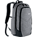 Front view of Nike Vapor Energy Training Backpack in Dark Grey/Black/Metallic