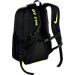 Back view of Nike Vapor Speed Training Backpack in Black/Volt/Metallic