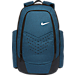 Front view of Nike Vapor Energy Training Backpack in Space Blue/Black/Metallic