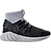 Right view of Men's adidas Originals Tubular Doom Casual Shoes in Core Black/Footwear White