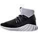 Left view of Men's adidas Originals Tubular Doom Casual Shoes in Core Black/Footwear White