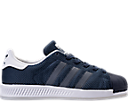 Boys' Grade School adidas Superstar Bounce Casual Shoes