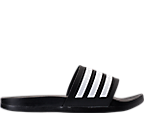 Women's adidas adilette Cloudfoam Plus Slide Sandals