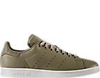 Men's adidas Stan Smith Natural Leather Casual Shoes