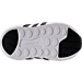 Bottom view of Boys' Toddler adidas EQT ADV Running Shoes in Grey/White