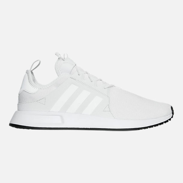 Right view of Men's adidas X_PLR Casual Shoes in White/Vintage White
