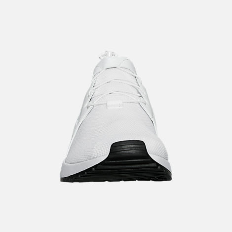 Front view of Men's adidas X_PLR Casual Shoes in White/Vintage White