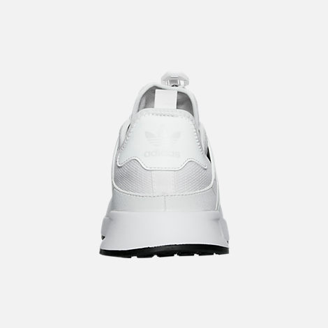 Back view of Men's adidas X_PLR Casual Shoes in White/Vintage White