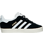 Boys' Toddler adidas Gazelle Casual Shoes
