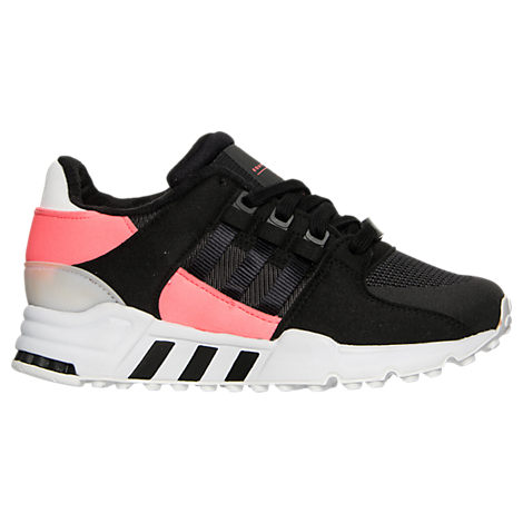 Boys' Grade School adidas EQT Support Refine Casual Shoes