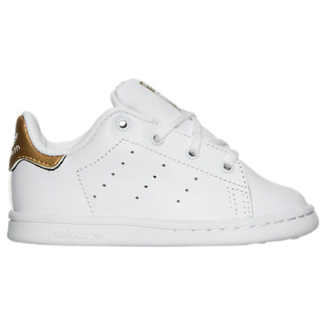 Girls' Toddler adidas Originals Stan Smith Casual Shoes