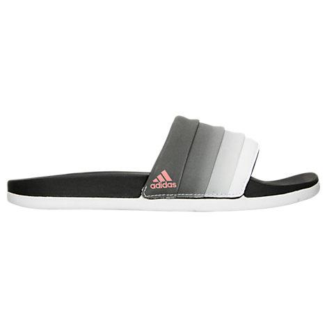 adidas originals frauen adilette cloudfoam armad dia - sandalen
