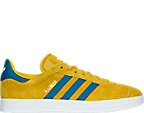 Men's adidas Gazelle Leather Casual Shoes