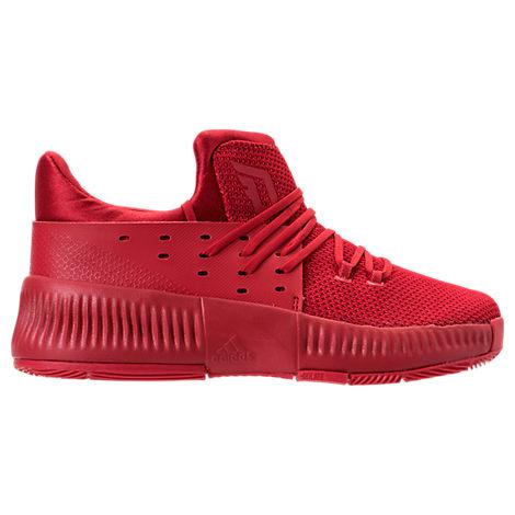 Boys' Preschool adidas Dame 3 Basketball Shoes
