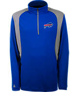 Men's Antigua Buffalo Bills NFL Delta Quarter Zip Shirt