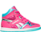 Girls' Preschool Reebok Street Stud Running Shoes