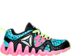 Girls' Preschool Reebok ZigTech Big & Fast Running Shoes