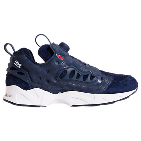 Men's Reebok x Hall of Fame Instapump Fury Casual Shoes
