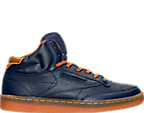 Men's Reebok Club C Mid Cord Casual Shoes