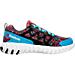 Right view of Boys' Preschool Reebok TwistForm Blaze 2.0 Running Shoes in RED