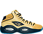 Men's Reebok Question Mid Rucker Park Basketball Shoes