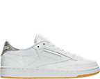 Women's Reebok Club C 85 Diamond Casual Shoes
