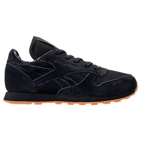 Boys' Preschool Reebok Classic Leather TDC Casual Shoes