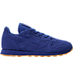 Boys' Preschool Reebok Classic Leather TDC Casual Shoes