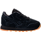 Boys' Toddler Reebok Classic Leather TDC Casual Shoes