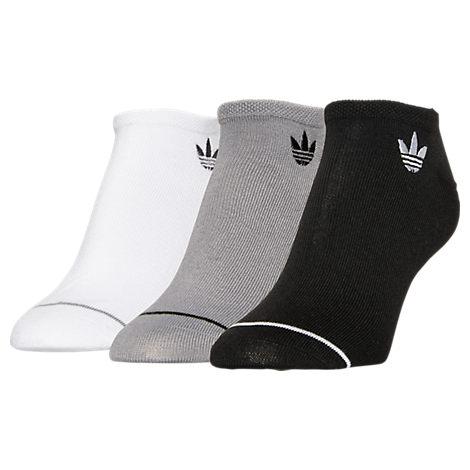 Women's adidas Originals 3-Pack SuperLite No-Show Socks