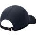 Back view of Men's adidas Originals Primeknit Strapback Hat in Black/Onyx