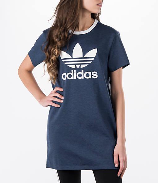 Women's adidas Originals New York Story T-Shirt Dress