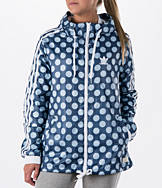 Women's adidas Originals Dot Windbreaker Jacket