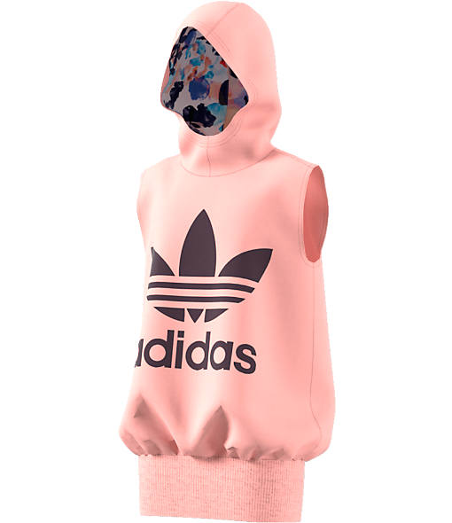 Girls' adidas Originals Trefoil Dress