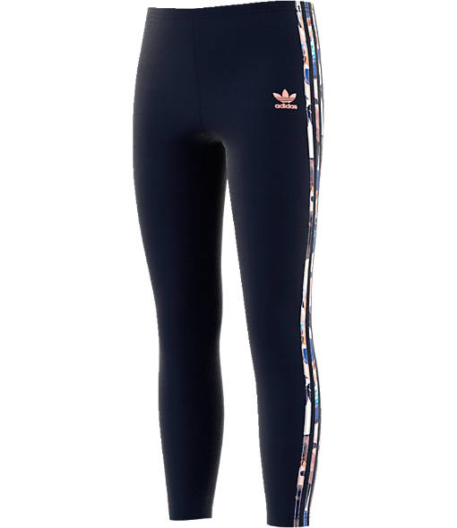 Girls' adidas Originals Trefoil Leggings