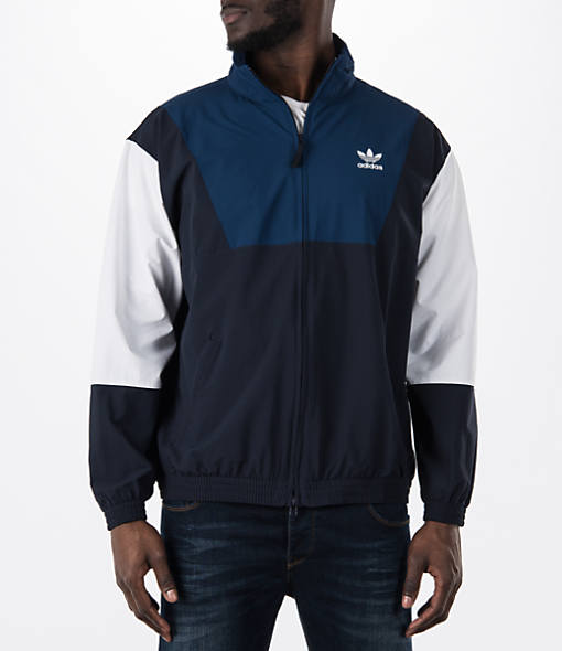Men's adidas Blocked Track Jacket