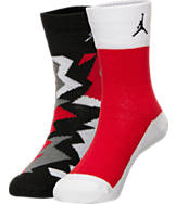 Kids' Air Jordan Retro 7 2-Pack Crew Socks