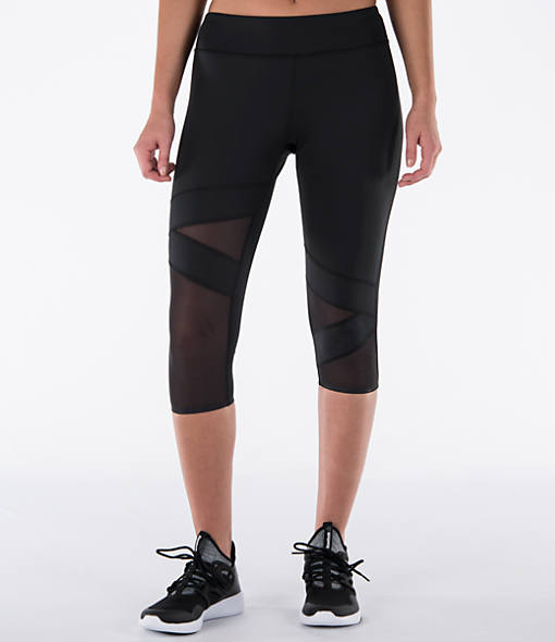 Women's Reebok Studio Cardio Training Capris