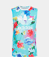 Girls' adidas Originals Floral Tank