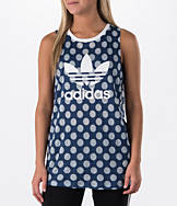 Women's adidas Originals Loose Trefoil Tank