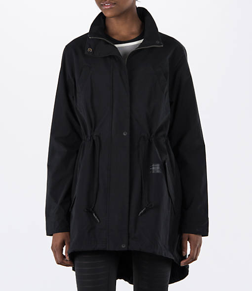 Women's Reebok Training The Noble Fight Fish Tail Parka Jacket