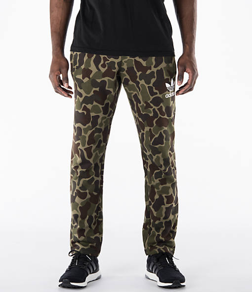 Men's adidas Originals Camuflage Track Pants
