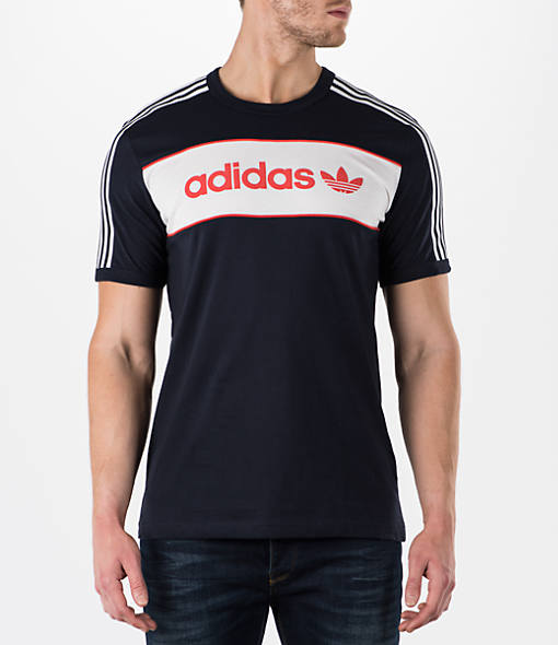 Men's adidas Originals Blocked Legend T-Shirt