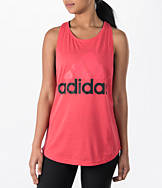 Women's adidas Essentials Linear Loose Training Tank