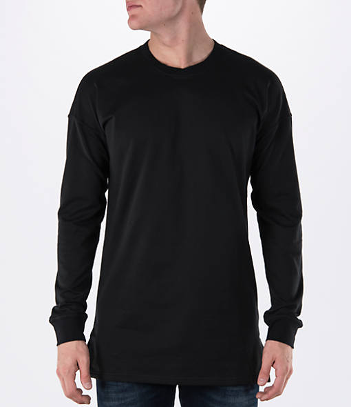 Men's adidas Harden Vol.1 Dfynt Long-Sleeve Shirt