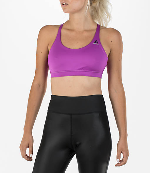 Women's Reebok Training Tri-Back Sports Bra